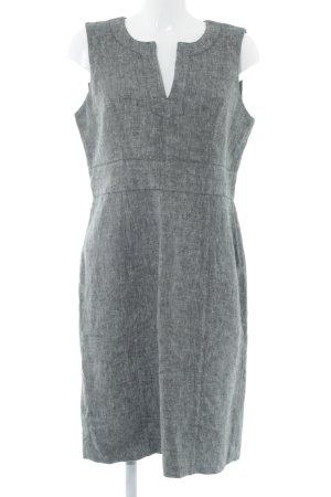 More & More Robe fourreau gris clair style d'affaires