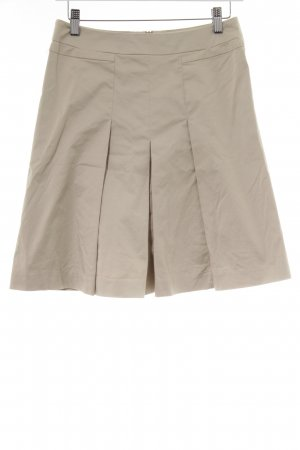 More & More Faltenrock beige Casual-Look