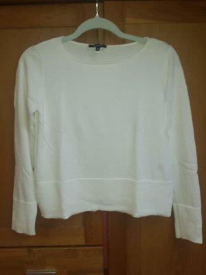 More & More Camicia maglia bianco Cotone