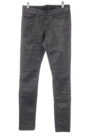 More & More Five-Pocket-Hose schwarz Casual-Look