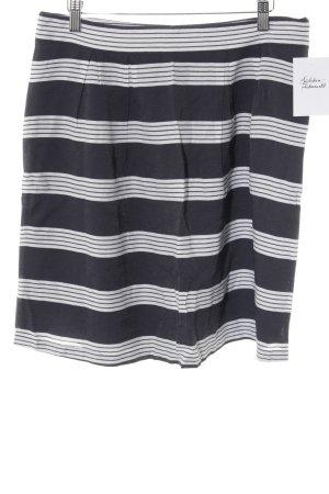 More & More Flared Skirt striped pattern elegant