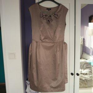 More&More Gr. 36 Abendkleid Etuikleid Kleid Satinkleid sehr edel
