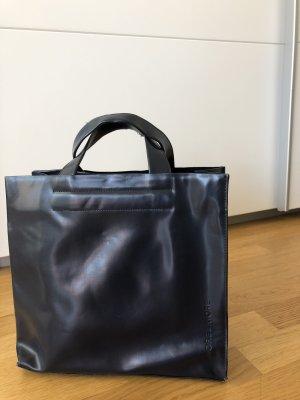 More & More Handtas donkerblauw