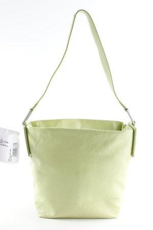 More & More Handtasche neongrün Casual-Look