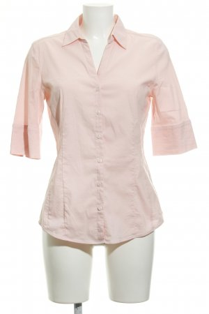 More & More Blouse-chemisier rose clair style d'affaires