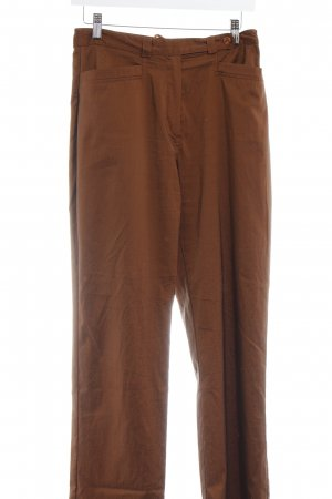 More & More High-Waist Hose cognac Casual-Look