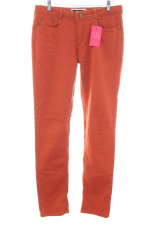 More & More High Waist Trousers light orange casual look