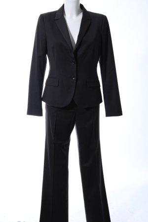 More & More Tailleur pantalone nero stile professionale