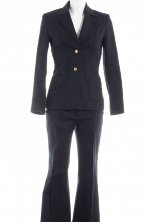More & More Trouser Suit dark blue business style