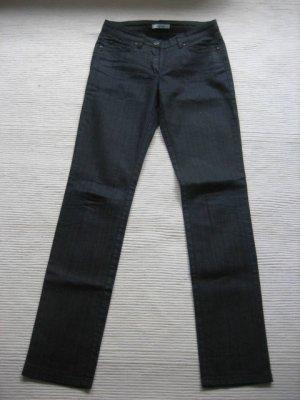 more & more jeans neu dunkelblau buero gr.34 xs skinny