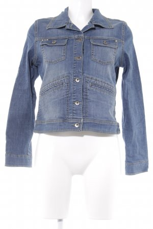 More & More Jeansjacke mehrfarbig Casual-Look