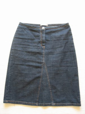 more&more jeansrock neuwertig gr. s 36