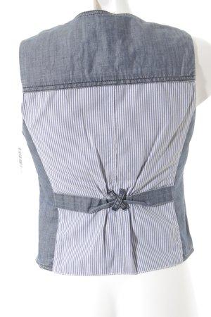 More & More Spijkervest gestippeld zakelijke stijl