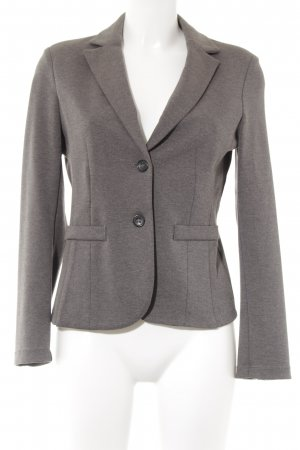 More & More Jerseyblazer grau Business-Look