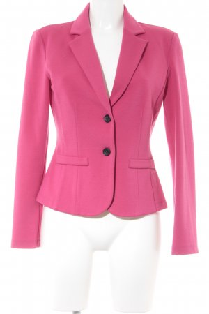 More & More Jerseyblazer pink Business-Look