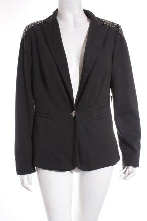 More & More Jersey Blazer black elegant