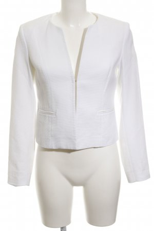 More & More Jersey Blazer white casual look