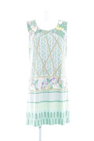 More & More Jerseykleid Blumenmuster Casual-Look