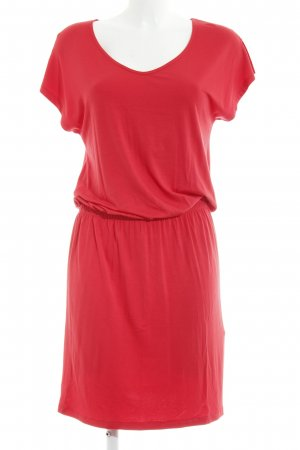 More & More Jerseykleid rot Casual-Look