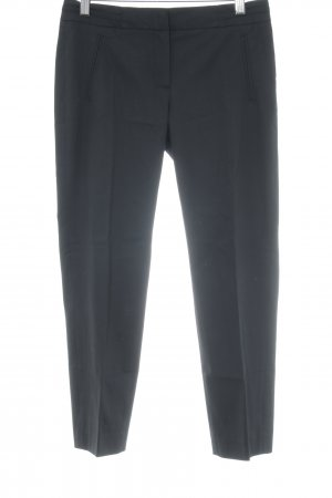 More & More Pantalone peg-top nero stile professionale