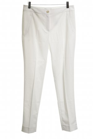 More & More Peg Top Trousers natural white business style
