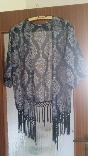More & More Kimono, navy, Dunkelblau