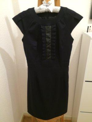 More & More Kleid Etuikleid Dunkelblau NEU Größe 36