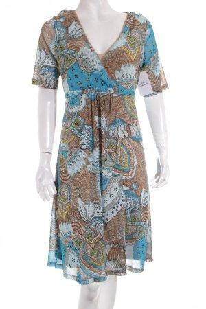 More & More Kleid florales Muster Gypsy-Look