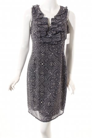 More & More Kleid florales Muster klassischer Stil
