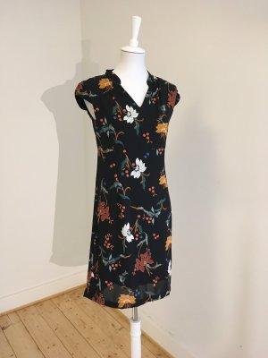MORE & MORE Kleid mit floralem/orientalem Muster