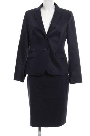 More & More Ladies' Suit dark blue elegant