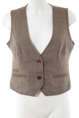 More & More Kurz-Blazer bronzefarben Vintage-Look