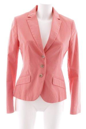 More & More Kurz-Blazer apricot-hellrot Business-Look