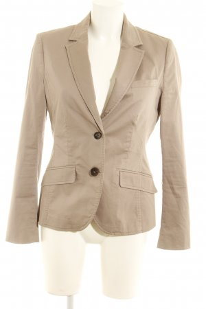 More & More Kurz-Blazer camel Business-Look