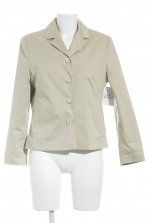 More & More Kurz-Blazer creme-beige Business-Look