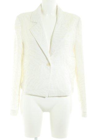 More & More Blazer corto crema stile professionale