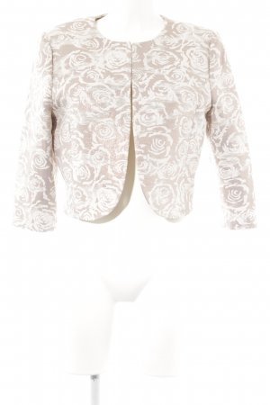 More & More Kurz-Blazer florales Muster Elegant