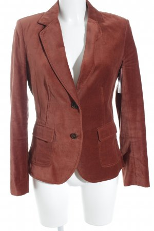 More & More Kurz-Blazer rostrot Casual-Look