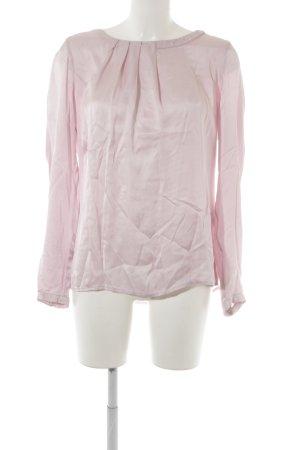More & More Blouse à manches longues rosé style décontracté