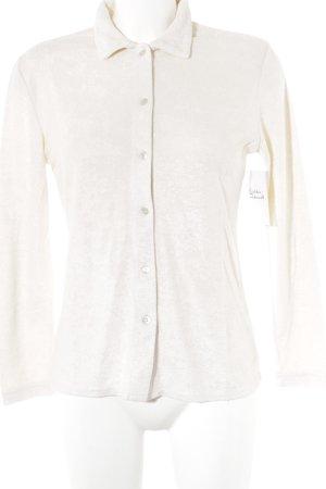More & More Camisa de manga larga crema mullido
