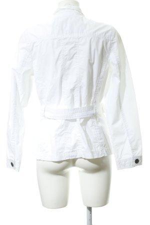 More & More Shirt met lange mouwen wit zakelijke stijl