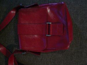 More & More Lederhandtasche