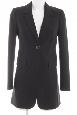 More & More Long-Blazer schwarz Business-Look