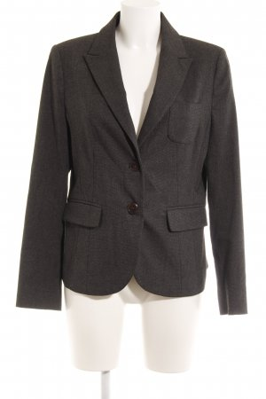 More & More Long-Blazer graubraun Business-Look