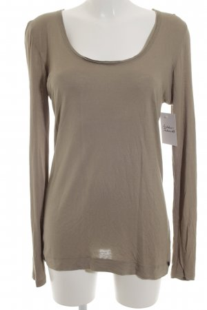 More & More Longsleeve camel Casual-Look