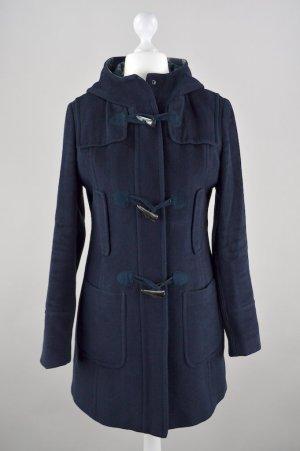 More & More Mantel Dufflecoat blau Größe 38