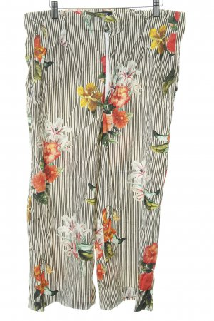 More & More Marlene Trousers flower pattern casual look