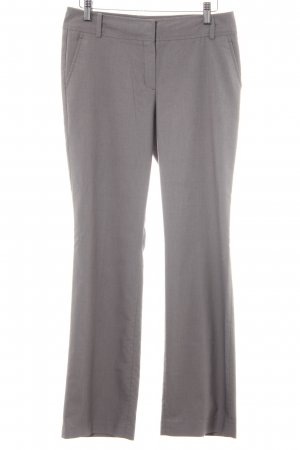 More & More Marlene Trousers silver-colored business style