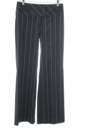 More & More Marlene Trousers striped pattern business style