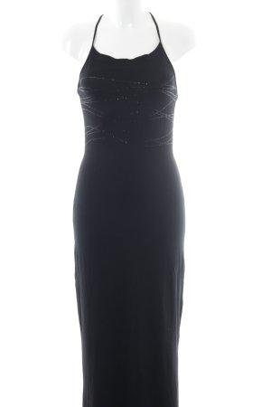 More & More Robe longue noir élégant